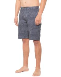 Trunks Surf & Swim Adventure Multi-functional Shorts - Black