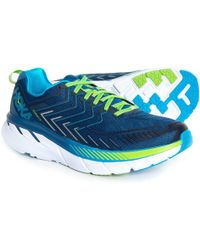 Hoka One One Clifton 4 Running Shoes (for Men) - Blue
