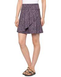 Eddie Bauer Kacey Skirt - Purple