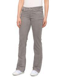 Mountain Khakis Canyon Corduroy Pants - Gray