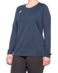 Asics Circuit 8 Shirt - Blue