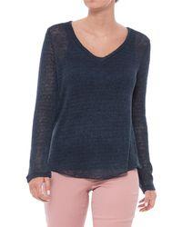 Sweet Romeo - Flowy Knit Sweater (for Women) - Lyst