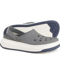Crocs™ Crocband Full Force Clogs - Gray