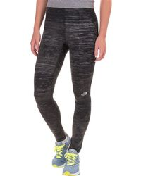 The North Face Motus Ii Tights (for Women) - Black