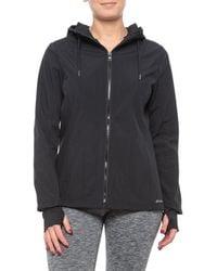 Eddie Bauer Glacier Hooded Jacket - Black