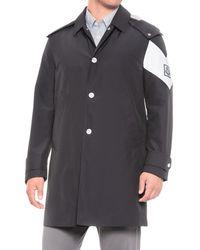 Moncler Gamme Bleu Long Jacket (for Men) - Black