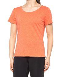 Mountain Khakis Go Time T-shirt - Orange