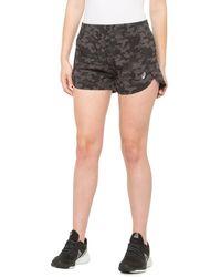Asics Woven Shorts - Gray