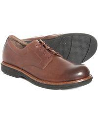 Dansko Josh Plain-toe Oxford Shoes - Brown