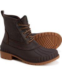 Kamik Sienna H Mid Duck Boots - Brown
