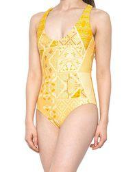 Prana - Ella One-piece Swimsuit - Lyst