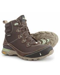 Ahnu Sugarpine Hiking Boots - Brown