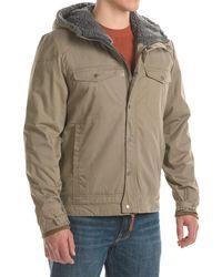 Toad&Co - Hemlock Hooded Jacket - Lyst