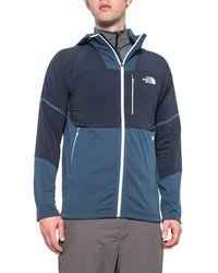 2c18f201d The North Face Flux 2 Polartec® Power Stretch® Pro Fleece Jacket in ...
