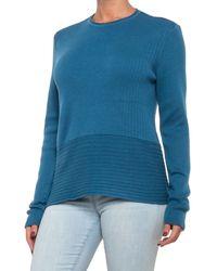 Aventura Clothing Alondra Sweater - Blue