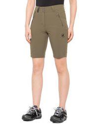 Mammut Runje Shorts - Green