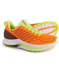 Saucony Endorphin Shift Running Shoes - Orange