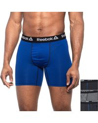 Reebok Core Training Boxer Briefs - Blue