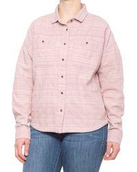 Prana Dyri Shirt - Pink