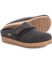 Haflinger - Grizzly Wool Journey Slippers (for Women) - Lyst