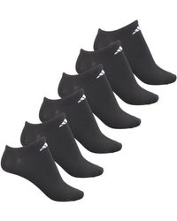 adidas Superlite No-show Multi-sport Socks - Black