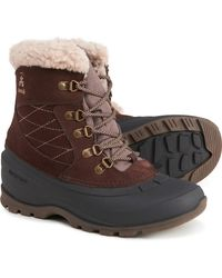 Kamik Snovalley L Winter Boots - Brown