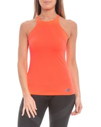 189a975c1cb65 Lyst - lululemon athletica Rally Your Heart Tank in Black