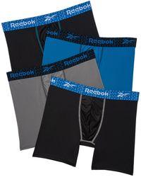 Reebok Performance-core Boxer Briefs - Black