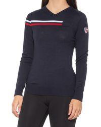 Rossignol Diago Sweater - Blue