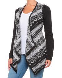 Aventura Clothing Quincy Cardigan Sweater - Black