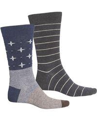 Frye Americana Socks - Gray