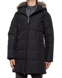 Kamik Nora Long Puffer Jacket - Black