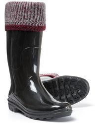 Timberland Teddy Fleece Dark Grey Boot in Black Lyst