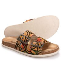 90e66c33786 Free People - Bali Footbed Sandals (for Women) - Lyst