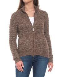 722499647edc5 Carve Designs - Westridge Bomber Zip Sweater (for Women) - Lyst