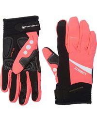 Endura Luminite Bike Gloves - Red