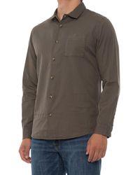 Roark Revival Well-worn Shirt - Green