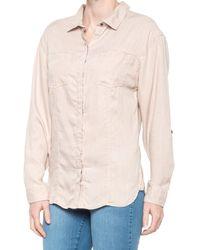 Prana Alda Shirt - Pink
