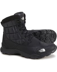 The North Face Thermoball(r) Eco Zipper Winter Boots - Black