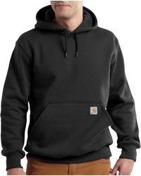 Carhartt 100615 Paxton Rain Defender(r) Hoodie - Black