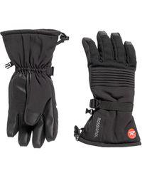 Rossignol - Soft Shell Heat Transfer Gloves - Lyst
