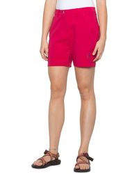 Mammut Hiking Shorts - Red