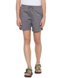 Mammut Camie Shorts - Gray