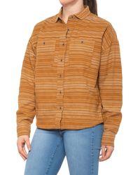 Prana Dyri Shirt - Orange