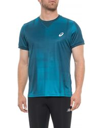 3cd0c7dfe651 Lyst - Nike Gpx Flash Graphic V-neck T-shirt in Black for Men