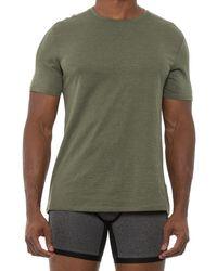 Eddie Bauer 24-hour T-shirt - Green