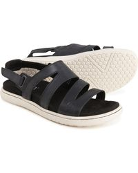 Born Dhyr Sandals - Black