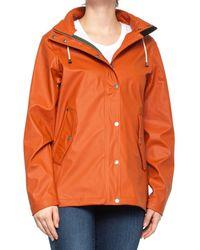 Mountain Khakis Rainmaker Jacket - Orange