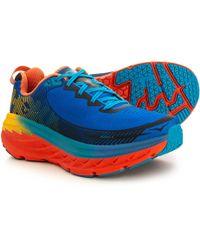 Hoka One One Bondi 5 Running Shoes (for Men) - Blue