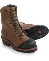 Chippewa - Apache Leather Work Boots - Lyst